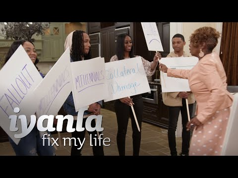Five Generations of Trauma Face the Truth | Iyanla: Fix My Life | Oprah Winfrey Network