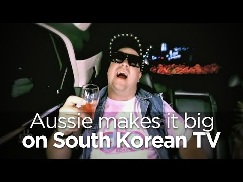 STAR - Sam Hammington, a former Australian exchange student, now has a huge fan base as a comedian, actor and TV and radio presenter in Seoul. And as Australian Story reveals, it is a case of show...