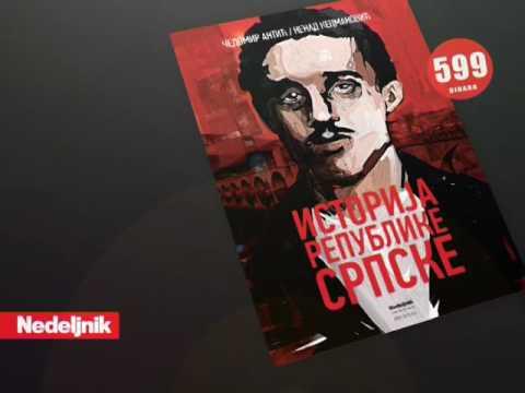 Istorija Republike Srpske, kapitalno delo u svim knjižarama i na svim kioscima data-original=