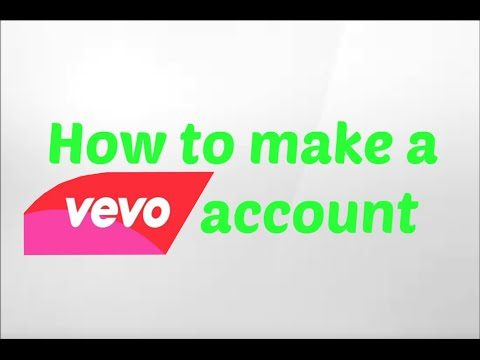 How to: Make a VEVO Channel