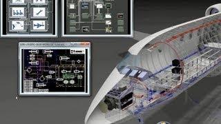 CATIA V6 | Tubing-Hydraulic System-Design Validation