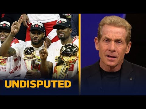 Skip and Shannon react to Raptors winning their 1st title & dethroning Warriors | NBA | UNDISPUTED