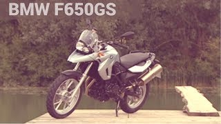 5. BMW F650GS [2008-2013] - Universal motorcycle for Adventure