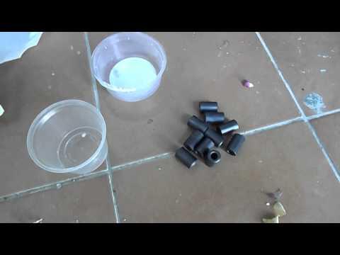 como hacer un toroide casero 1