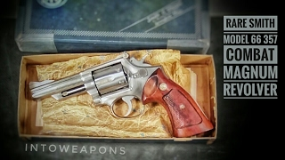 9. S&W Model 66 .357 Combat Magnum:  Review & Disassembly