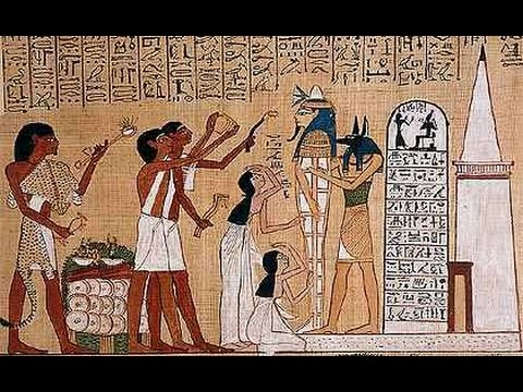 Ancient Egyptian Rituals