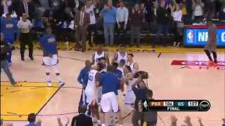 Harrison Barnes Sinks Game-Winner with 0.4 Seconds vs. Suns