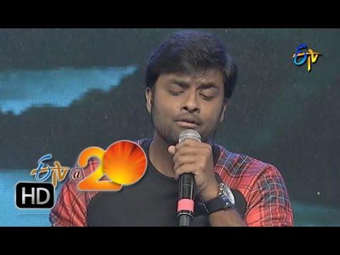 Hemachandra-Performance-Podagantimayyamimmu-purushotammaSong-inTirupathi-ETV-20-Celebrations