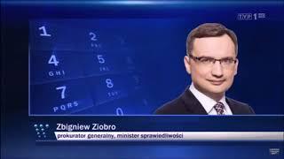 Ziobro chce wprowadzić w Polsce prawo oparte na tych samych zasadach, co koraniczne prawo wprowadzane przez ISIS.