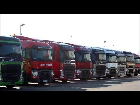 Renault volvo trucks фотография