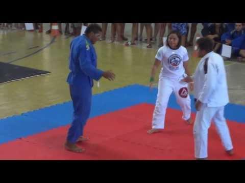 Campeonato Jiu Jitsu 20.10.2013 Pão de Açucar ( Faixa Branca 76kg Acima ) (2) (видео)