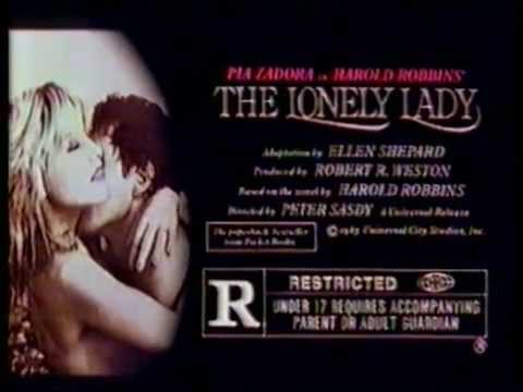 The Lonely Lady (1983) TV Spot