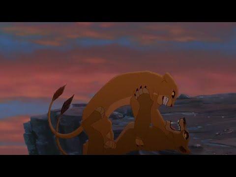 "The Lion King 2 Last Fight Kiara VS Zira | ""This is For You Scar"" Scene |"