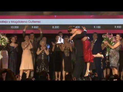 Ολοκληρώθηκε ο παγκόσμιος διαγωνισμός ταγκό