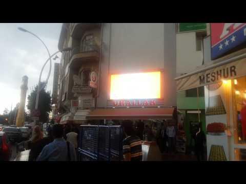 Çorum P10 RGB 384x192 Led Ekran Uygulamamız