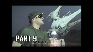 METAL GEAR SURVIVE Walkthrough Part 9 - Wormdigger (PS4 Pro 4K Let's Play)