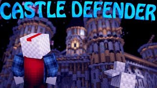 Minecraft | EPIC CASTLE SIEGE - CASTLE DEFENDERS!