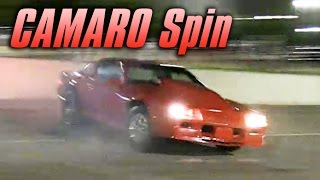 Camaro Spin - DigNight by High Tech Corvette