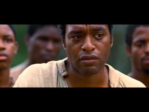 12 years a slave - choir song - ''roll jordan roll'' 2013