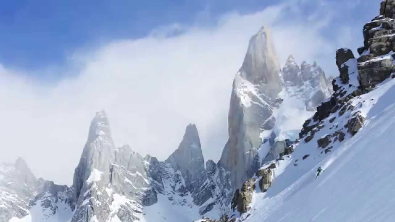 EVASIÓN TV: Esquí en la Patagonia Austral