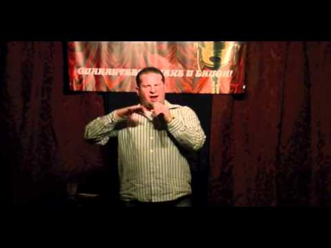 A.O.Wash Original Comedy Box (Comedian: Dan Smith) 11/25/11 [Pt. 2]