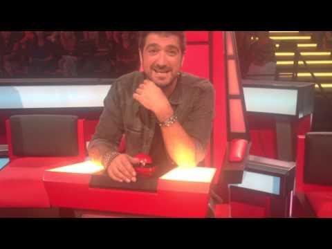 La Voz España: Así somos durante la publicidad!