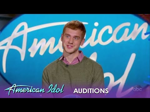Jeremiah Harmon: Church Janitor BLOWS The Judges Minds With Original Song   American Idol 2019