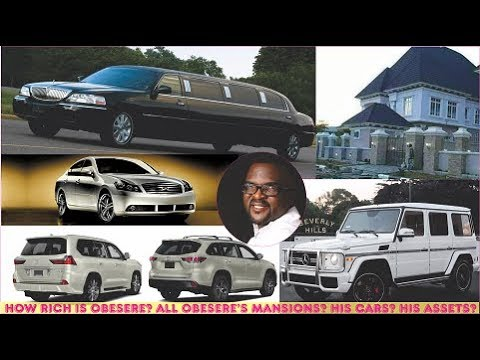 How Rich Is Obesere? ► All Obesere Mansions, Cars, Luxuries & Assets
