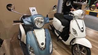 8. 2018 SYM Fiddle III | Motobike Istanbul