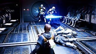 STAR WARS JEDI FALLEN ORDER New Gameplay Demo (2019) PS4 / Xbox One / PC by Game News