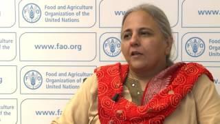 FAO-SEWA Partnership