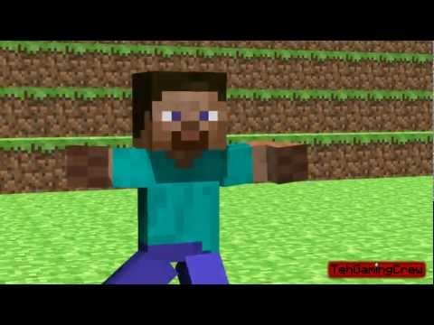 [Minecraft] LMFAO - Everyday I'm Shoveling [3D Animated][Reuploaded]