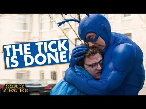Sadly...THE TICK is officially cancelled