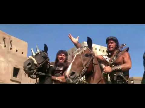 HERCULES AGAINST THE MONGOLS   Mark Forest   Full movie - Action Movie Hollywood Full English