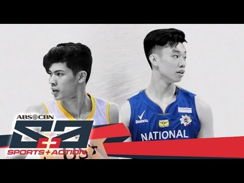 UAAP 81 MB: Dave Ildefonso and CJ Cansino | ABS-CBN Sports Exclusive
