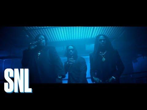 Friendos (featuring A$AP Rocky) - SNL