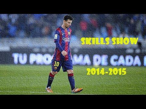 Lionel Messi ● Amazing Skills Show ● 2014-2015 ● HD