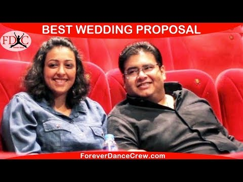 Wedding Proposal Best Flashmob Wedding Proposal Ever