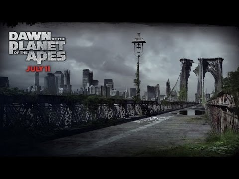 Dawn of the Planet of the Apes (Viral Video 'New York Deterioration')