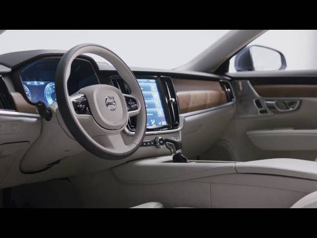 Dreams Become Real: Inside The New Volvo S90