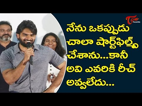 Hero Karthikeya Speech at Samayame Song Launch Event | Anchor Ravi | Thanuja | TeluguOne Cinema
