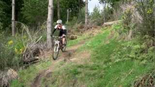 Hokitika New Zealand  city photos gallery : Hokitika - Mountain Biking, Blue Spur tracks - West Coast, New Zealand