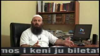 75.) A mos i keni ju biletat e Xhenetit - Hoxhë Bekir Halimi (Sqarime)