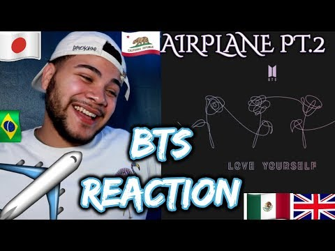 BTS (방탄소년단) - 'Airplane Pt 2' Lyrics [Color Coded_Han_Rom_Eng]    REACTION & THOUGHTS  JAYVISIONS