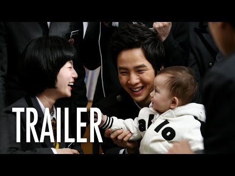 Baby and Me - OFFICIAL TRAILER -  Jang Geun-suk Teen Drama