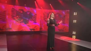 Fanushe Ahmetaj JEMI NJE - GEZUAR 2015 - ZICO TV HD
