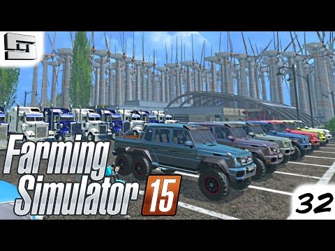 Farming simulator 2015 is amazeballs check this out subscribe
