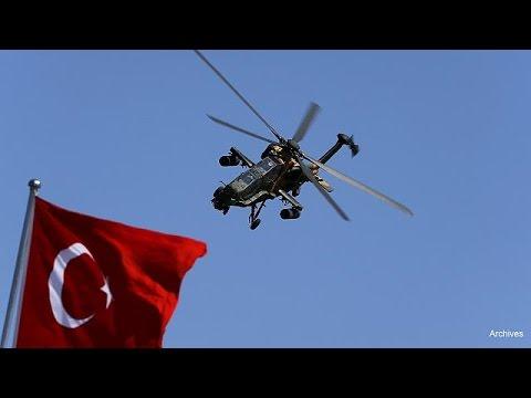 Τουρκία: Αεροπορικές επιδρομές εναντίον θέσεων του PKK