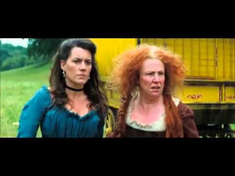 Stardust (2007 ) .....Lamia the evil witch ,zaps the equally evil  Ditchwater Sal ( full scene )
