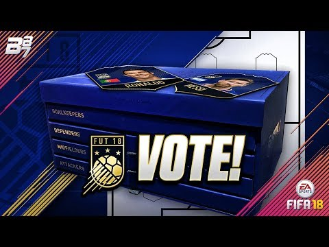 VOTE FOR TEAM OF THE YEAR (TOTY) HERE! #TOTYVOTE | FIFA 18 ULTIMATE TEAM